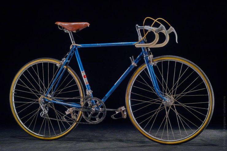 Велосипед ХВЗ В-555 Старт-Шоссе 1972.г.