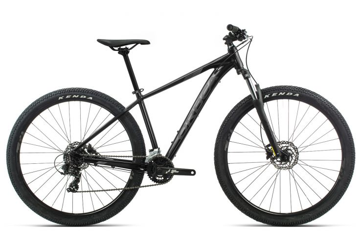 Велосипед Orbea MX 29 50 Black-Grey 2020